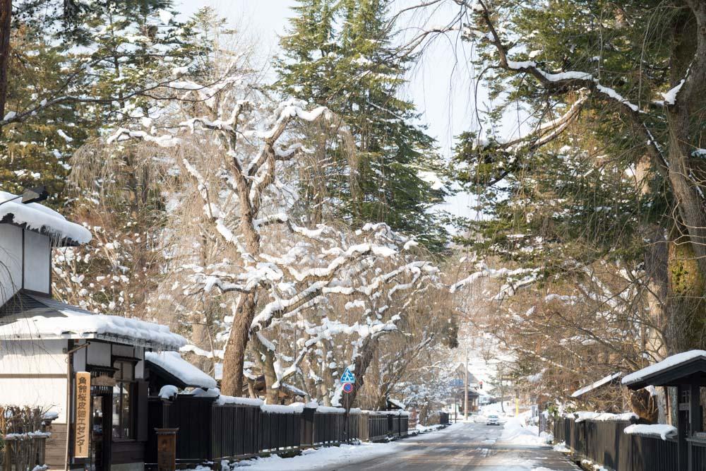 みちのく小京都の由来を知った「角館冬がたり」