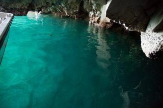 やっと見れた!さっぱ船で行く宮古「青の洞窟」
