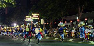 「盛岡さんさ踊りパレード」僕の楽しみ方と見所をまとめてみた