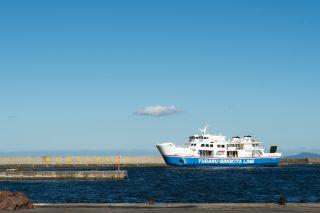 津軽半島ドライブ(後半)奥津軽いまべつ経由で帰路につく