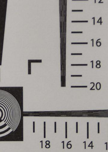 解像度テスト 18-300 f5.6