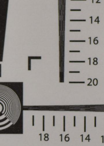 解像度テスト 70-200 f2.8